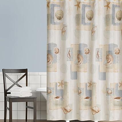 Saturday Knight LTD Bayside Shower Curtain