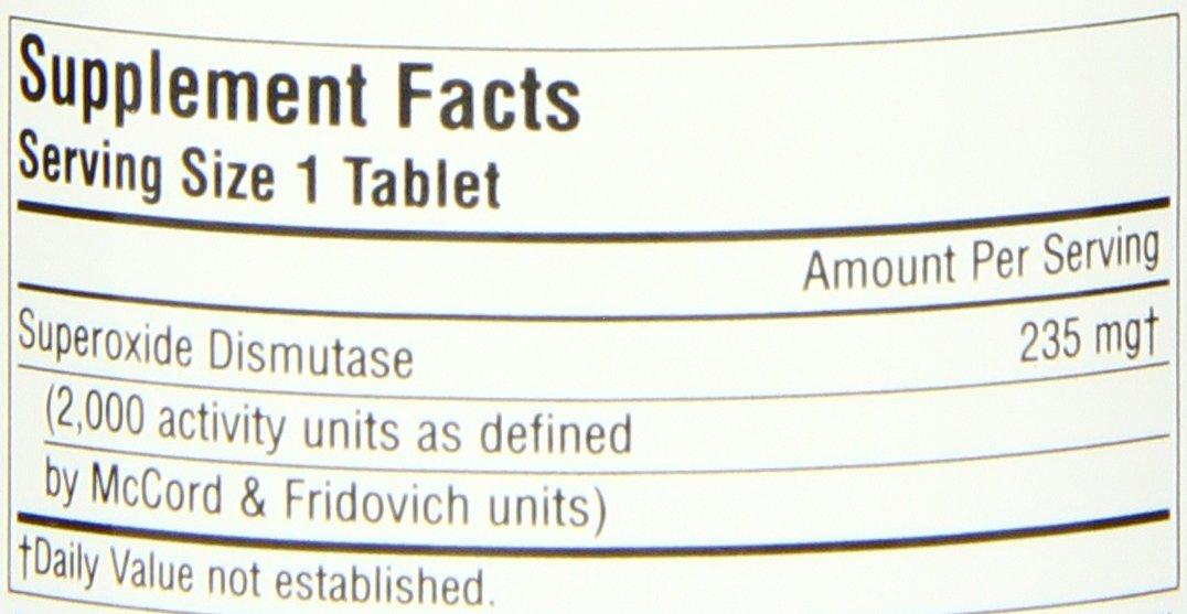 Amazon.com: Source Naturals s.o.d., 90 tabletas: Health ...