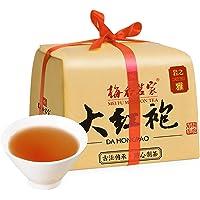 梅府茗家 茶叶 武夷山原产岩茶 大红袍 乌龙茶 大红袍 黄观音 150g 岩之雅