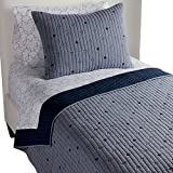 Ethan Allen | Disney  Mickey Mouse How Cool Quilt, Midnight (Navy), Twin