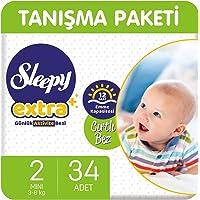 Sleepy Extra Günlük Aktivite Bezi 2 Numara Mini