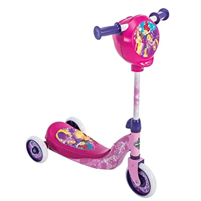 Huffy Disney Princess Secret Storage Scooter : Sports & Outdoors