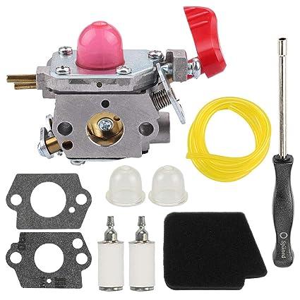 NEW Poulan Carb Carburetor 545081857 FITS BVM200FE Blowers