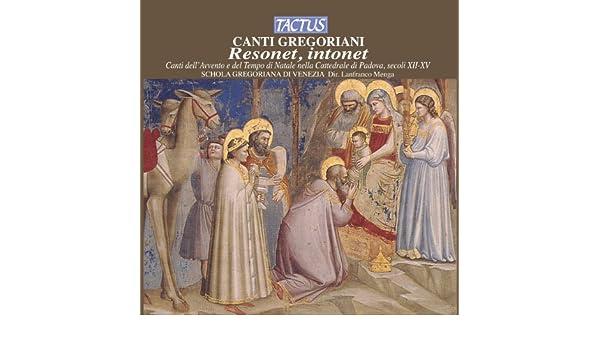canti gregoriani mp3
