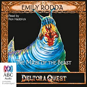 Maze of the Beast Audiobook
