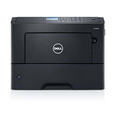 Dell Laser Printer B3460dn - Printer - monochrome - Duplex - laser - A4/Legal - 1200 x 1200 dpi - up to 50 ppm - capacity: 650 sheets - USB, Gigabit ...