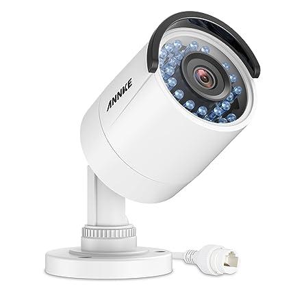 ANNKE 960P IP Cámaras de vigilancia 130W CCTV 30 IR-LEDs Visión nocturna de 30m