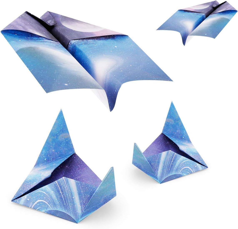 Amazon.com: Astronomy Origami Paper 140 hojas de doble cara ...