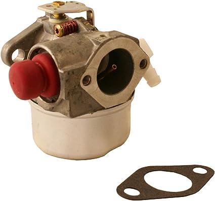 Genuine Tecumseh Carburetor  #640288 for some LEV100 engines