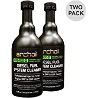 Archoil AR6400-D Diesel Fuel System Cleaner (Two Pack) - Cleans Injectors, Turbo & DPF