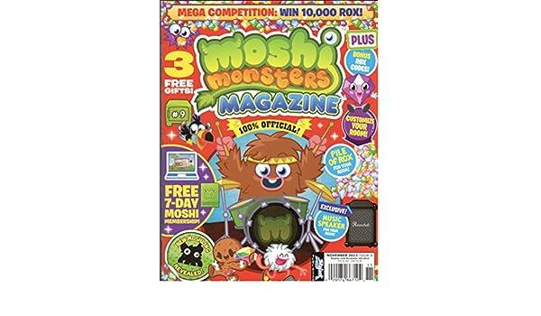 Moshi Monsters Magazine # 9: Various: Amazon com: Books