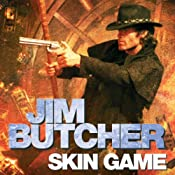 Skin Game: The Dresden Files | Jim Butcher