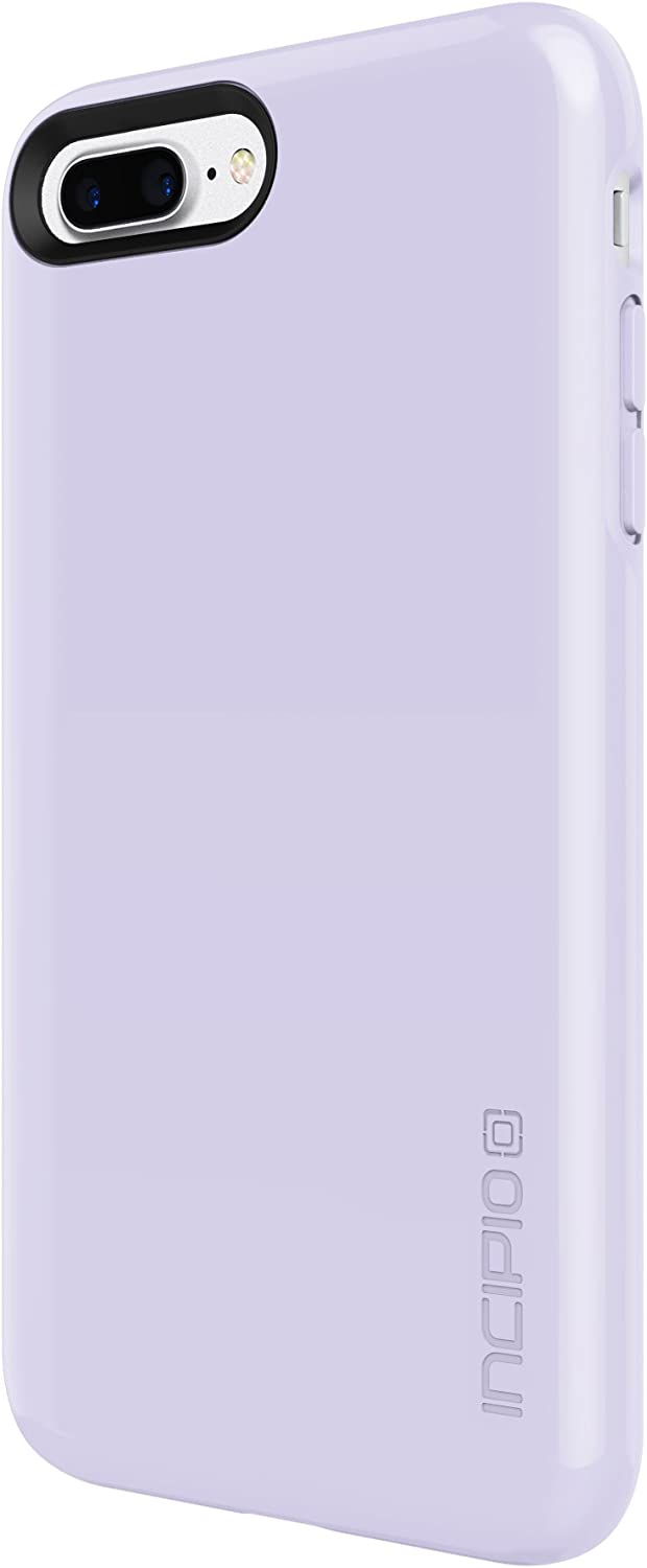 Incipio Haven LUX iPhone 8 Plus & iPhone 7 Plus Case with Padded Interior and IML Finish for iPhone 8 Plus & iPhone 7 Plus - Lavender