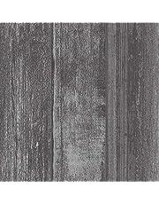 FloorPops FP3292 Vanleer Peel & Stick Floor tile, Gray