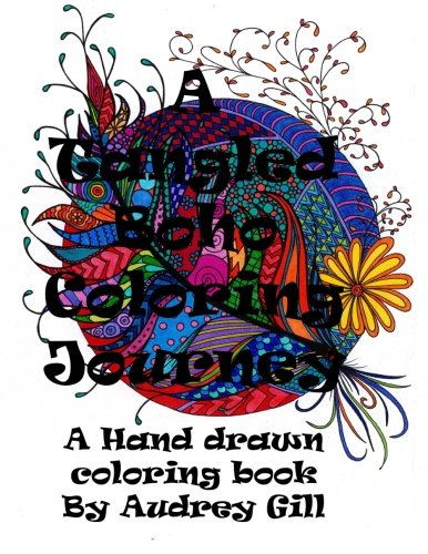 Download A Tangled Boho Coloring Journey pdf
