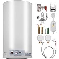 OldF E elektrische boiler, 80 l, tank 2 kW, met boiler voor gebruik in keuken of badkamer (80 l)