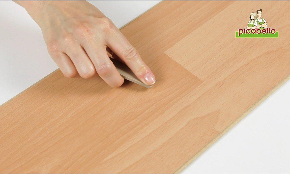Picobello G61611 Petit kit de r/éparation pour meubles,parquets et stratifi/és en bois /à surface laqu/ée Clair