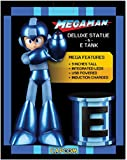 Mega Man Statue & E-Tank With Mega Man Legacy Collection Game - PlayStation 4 Special Edition