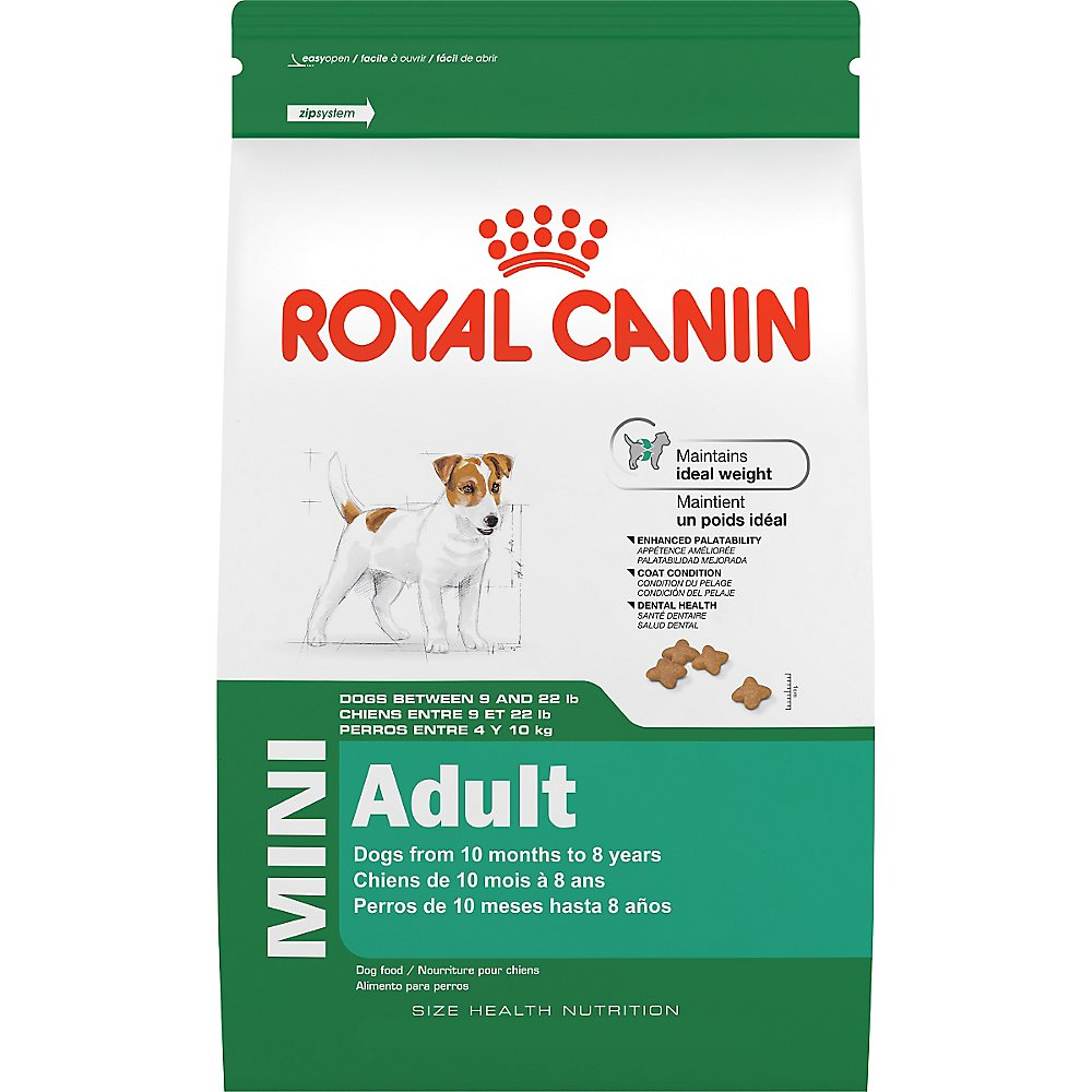 Royal Canin Size Health Nutrition Small Adult Dry Dog Food, 14 Lb