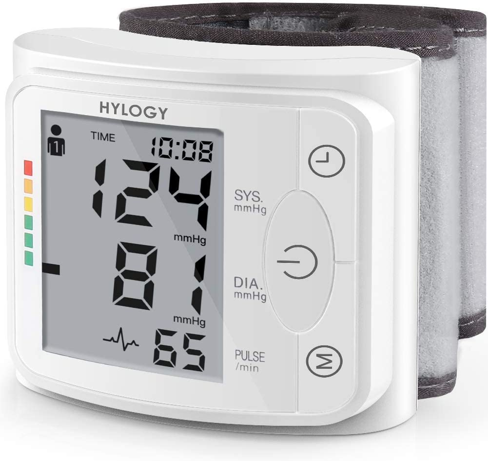 HYLOGY Wrist Blood Pressure Cuff