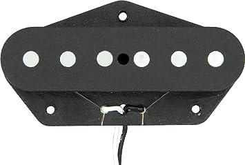 DiMarzio DP112BK - Pastilla para guitarra eléctrica, color negro