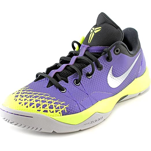 Nike Men\u0027s Zoom Kobe Venomenon 4, COURT PURPLE/WOLF GREY-VOLT, 12