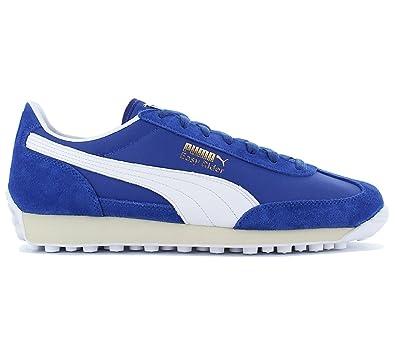 087027fb0dbe Puma Easy Rider VTG 363132-04 Footwear Blue Mens Trainers Sneaker Shoes  Size  EU
