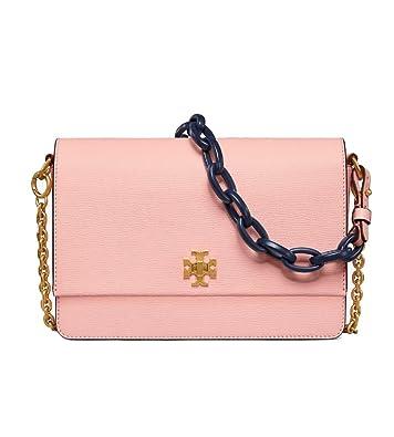 3612525974b70 Tory Burch Kira Shoulder Opulent Pink Bag (Shell Pink)  Handbags  Amazon.com
