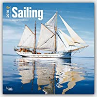 Sailing 2016 Square 12x12 Wall Calendar