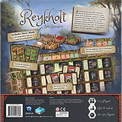 Reykholt: Toys & Games