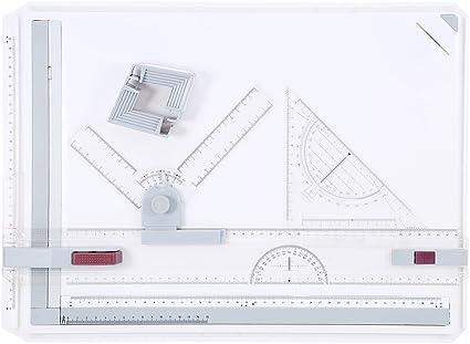 Mesa de dibujo, Pro A3 mesa de dibujo con movimiento paralelo ...