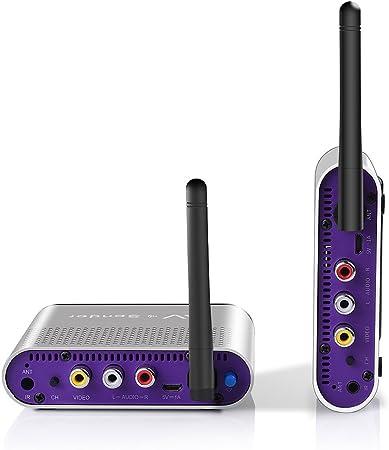 Measy Av230 2 4 Ghz Wireless Av Sender Transmitter Computer Zubehör