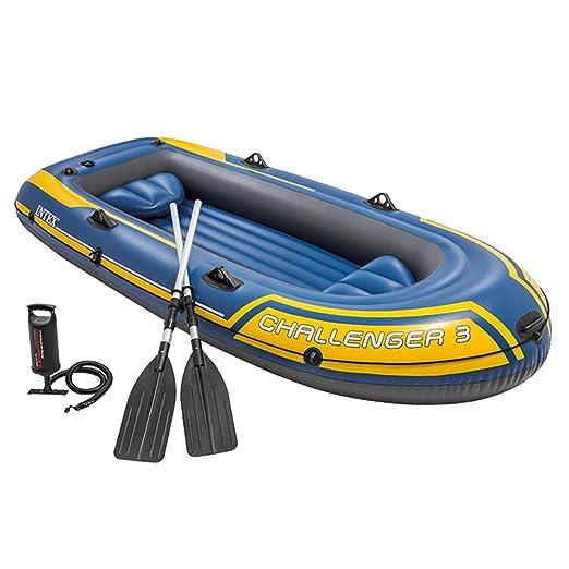 Kayak Bote Inflable Barco De Pesca Grueso, Resistente Al ...