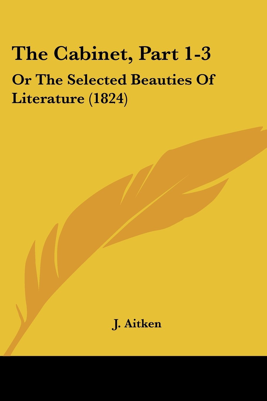 The Cabinet, Part 1-3: Or The Selected Beauties Of Literature (1824) pdf