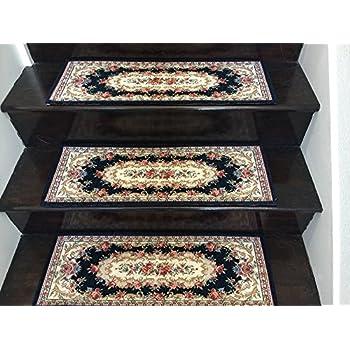 Acrylic Non Slip Stair Runner Rug Stair Treads Carpet Door