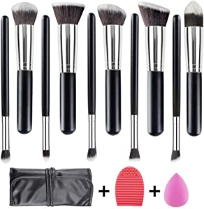 Giveaway: WEBEAUTY Makeup Brushes Set 10 Pieces Premium Synthetic...