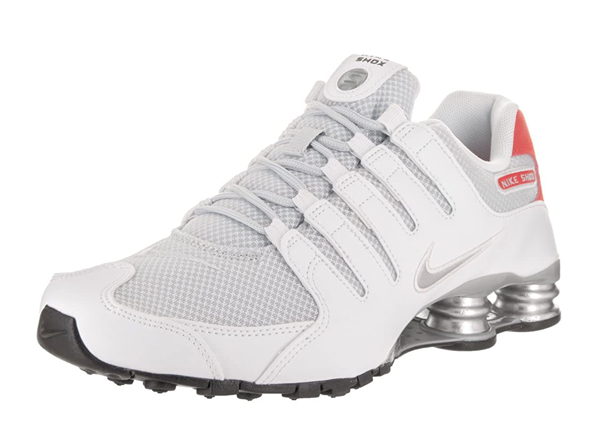 buy popular 684a6 7a550 Amazon.com   Nike Shox NZ SE Mens Sneakers, Running Shoes   Shoes