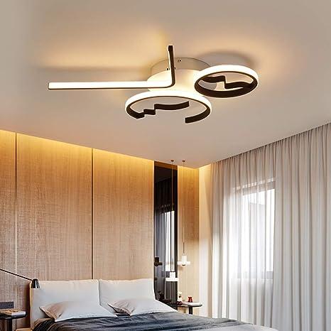 LED Ceiling Lights Bedroom Living Room Flush Mount Light ...