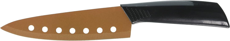f/ür immer scharf kupfer Antihaftbeschichtung As Seen On TV Home Innovations Kupfermesser