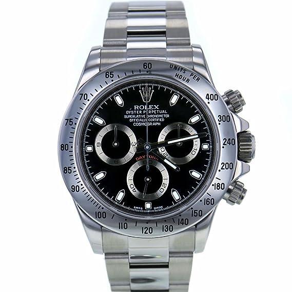Rolex Daytona swiss-automatic 116520 – Reloj para hombre (Certificado) de segunda mano