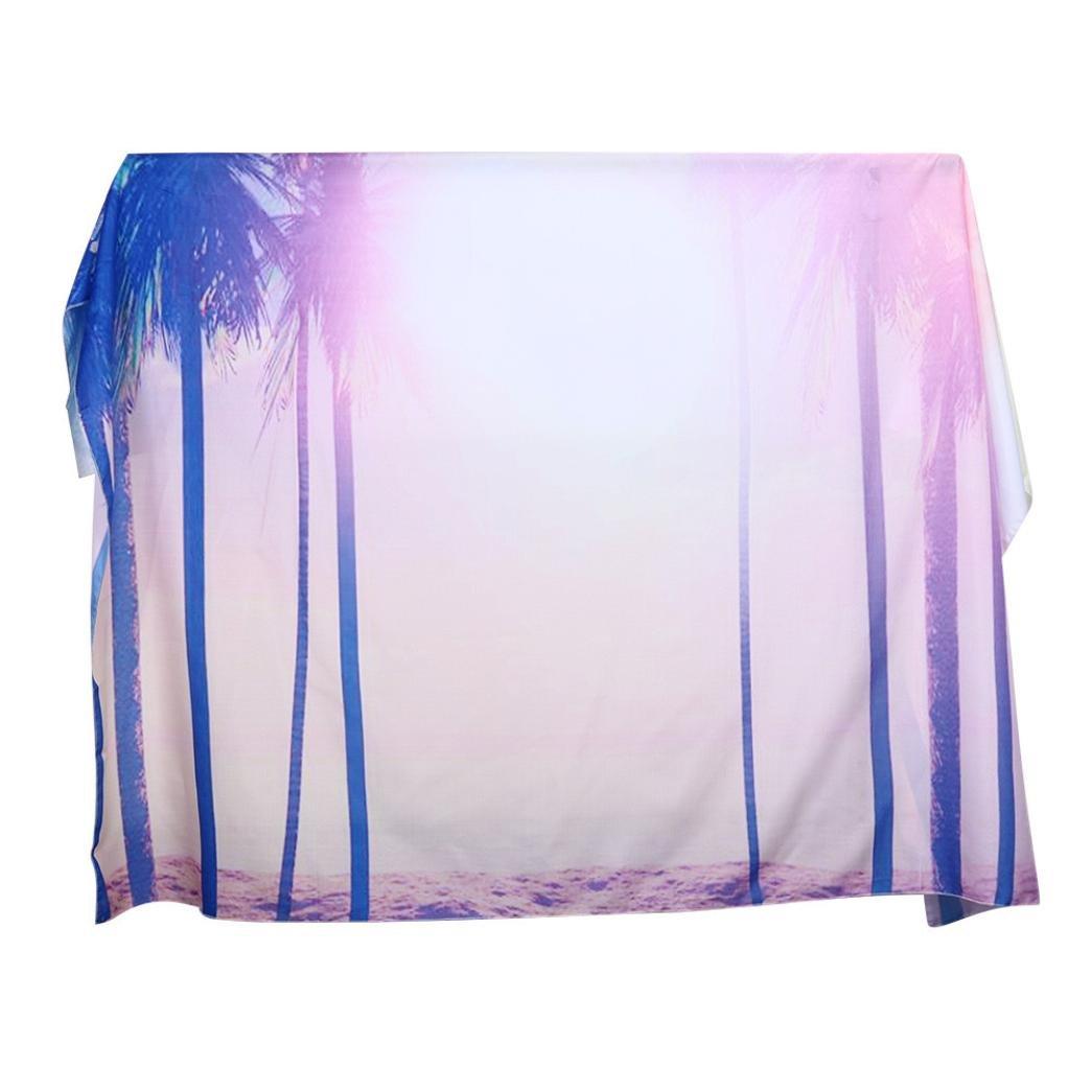 sothread paisaje impreso colgante de pared Tapiz decorativo paño toalla de playa (130 x 150 cm: Amazon.es: Juguetes y juegos