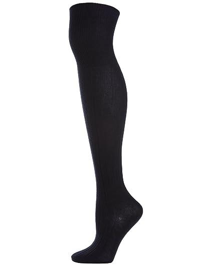 2951e5a7d0c Amazon.com  MeMoi Girls Grey Knee High Socks