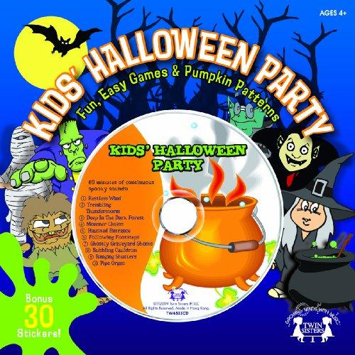Kids  Halloween Party Book & Cd]()