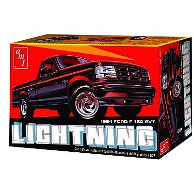 AMT AMT1110 1:25 1994 Ford F-150 Lightning Pickup, Multi: Toys & Games