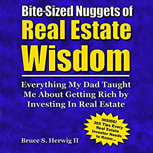 Bite-Sized Nuggets of Real Estate Wisdom Hörbuch