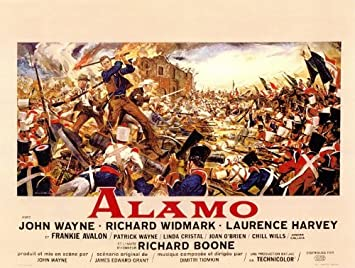 Image result for alamo poster