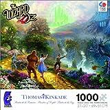 Thomas Kinkade Warner Brothers Movie Classics The Wizard of Oz Jigsaw Puzzle