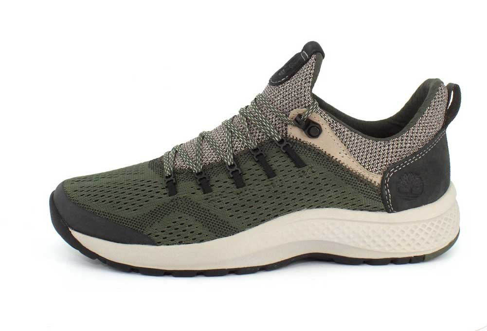 Baskets mode Timberland pour Homme Flyroam Trail Low