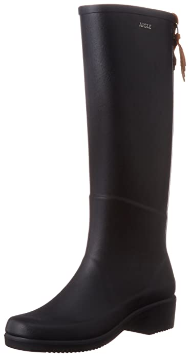 Chantebelle, Botas de lluvia mujer, Marrón, 36 EU Aigle