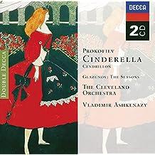 Prokofiev: Cinderella/ Glazunov: The Seasons